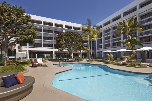 Hotel MdR pool