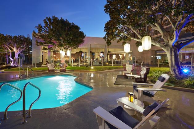 Hotel MdR pool3