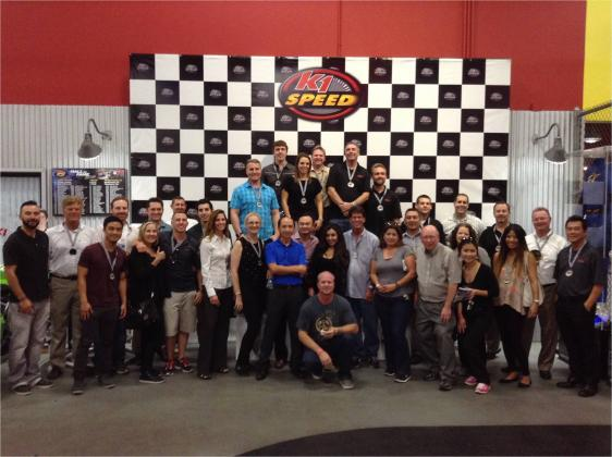 K1 Speed Group shot