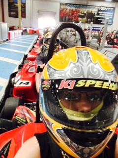 K1 Speed Selfie