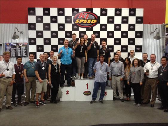 K1 Speed Winning teams