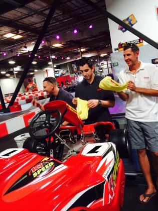 K1 Speed guys