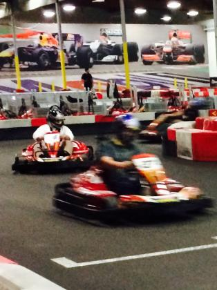 K1 Speed racing