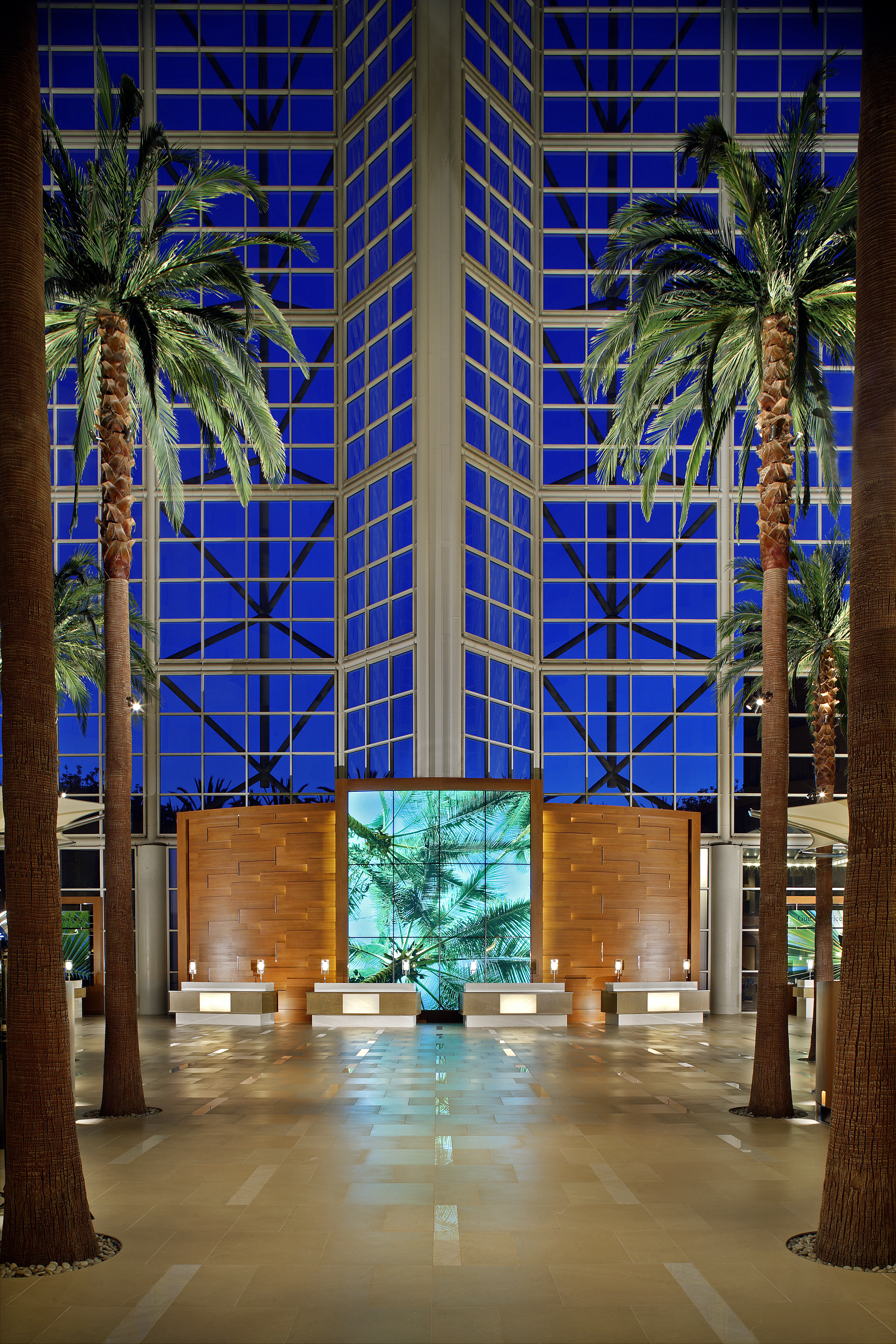 Hyatt Regency Orange County R D Olson