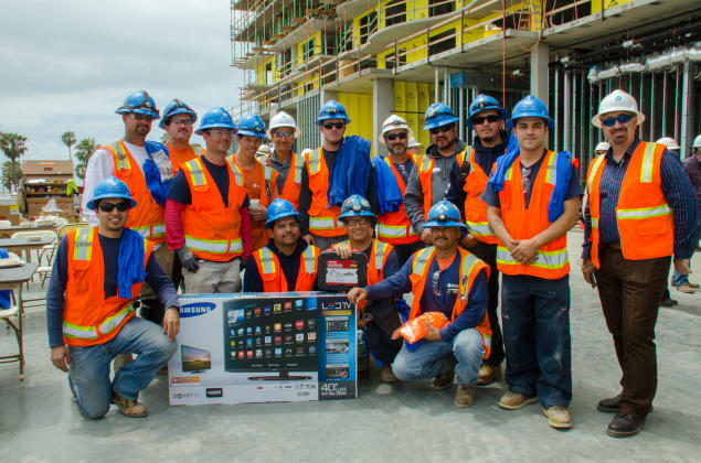 Pasea Topping Out 5