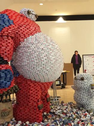 Canstruction 11