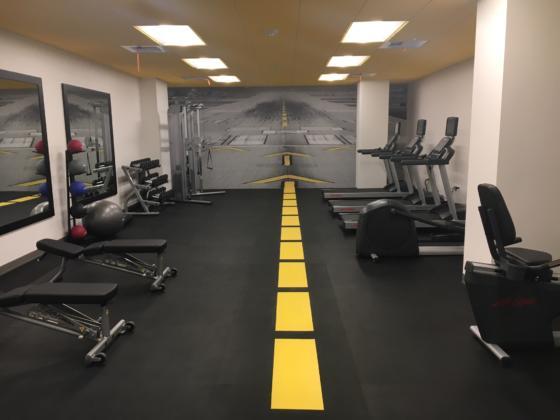 HWS Fitness Center