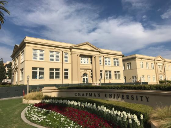 Reeves Hall - Chapman University