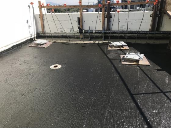 Pool Deck Waterproofing #2