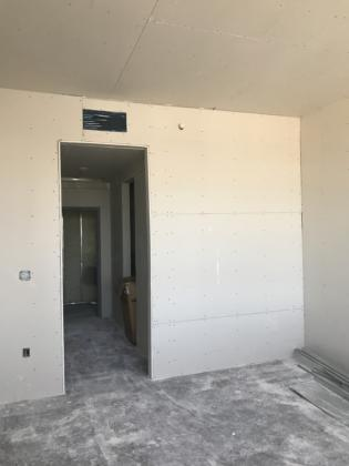9th Floor Guestroom DRYWALL