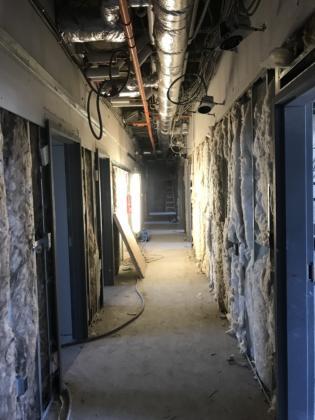7th Floor Corridor
