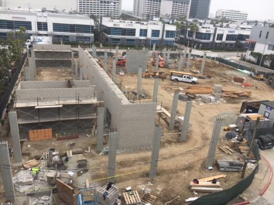 Overall Site Progress