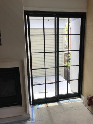 Exterior Patio Door