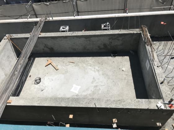 Pool Vault