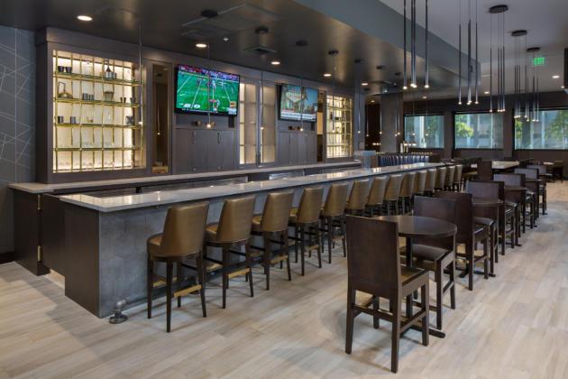 H Hotel bar