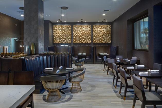 H Hotel diningroom