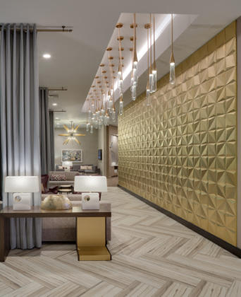 H Hotel lounge