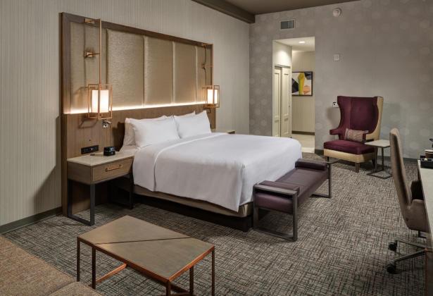 H Hotel suite 1