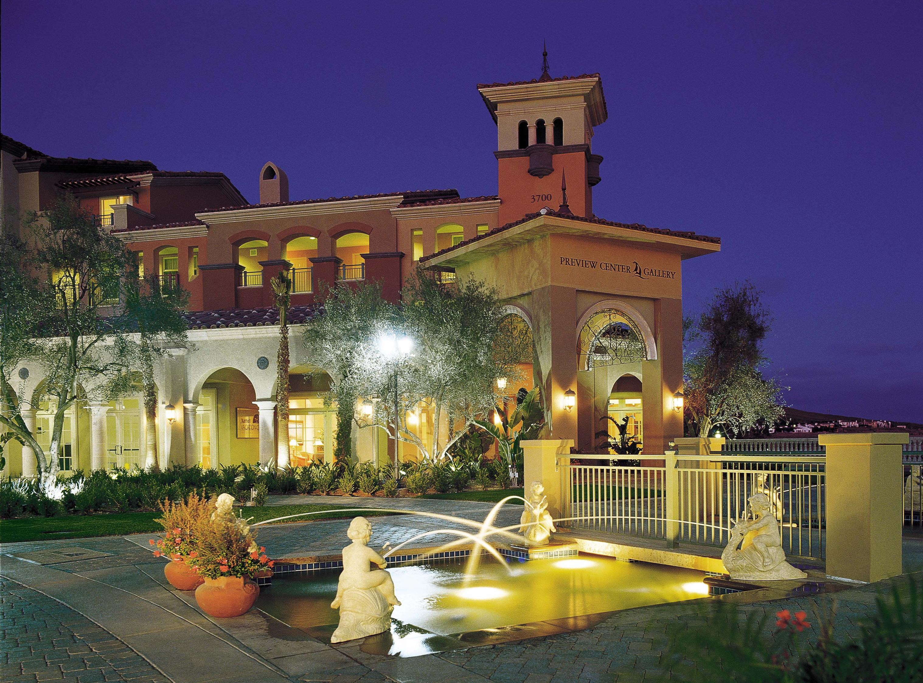 Marriott Newport Coast Villas R D Olson