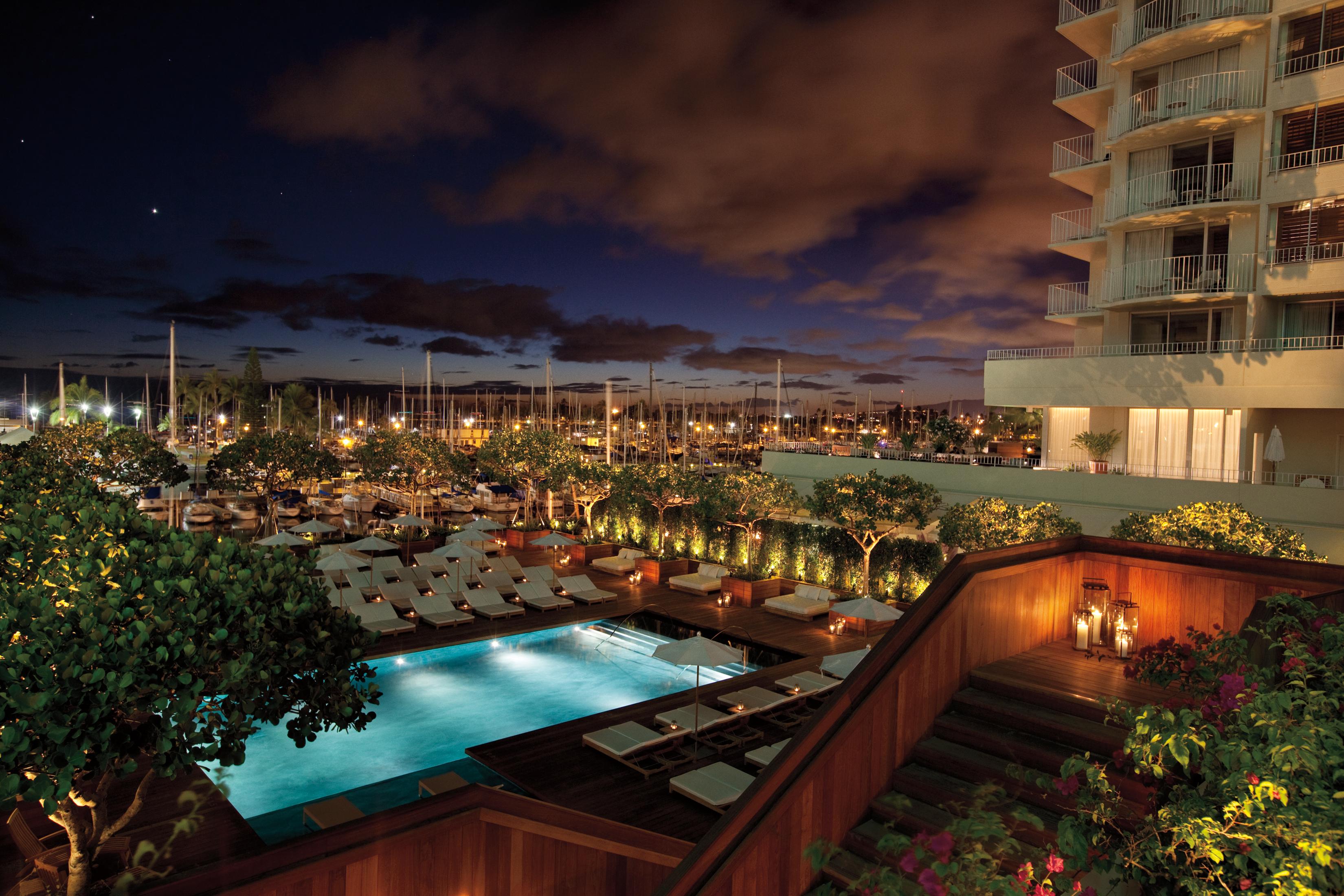 The Waikiki Edition - R.D. OLSON